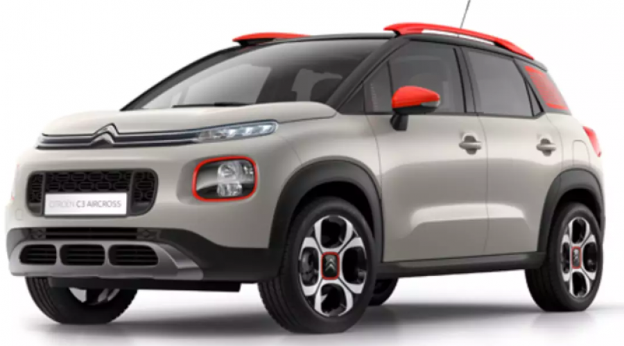 C3 Aircross SUV Puretech 82 Flair