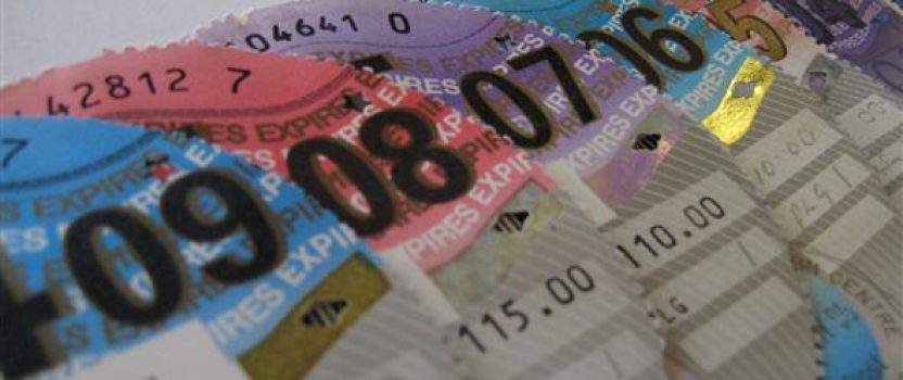 Tax Disc Changes Effective 1st October