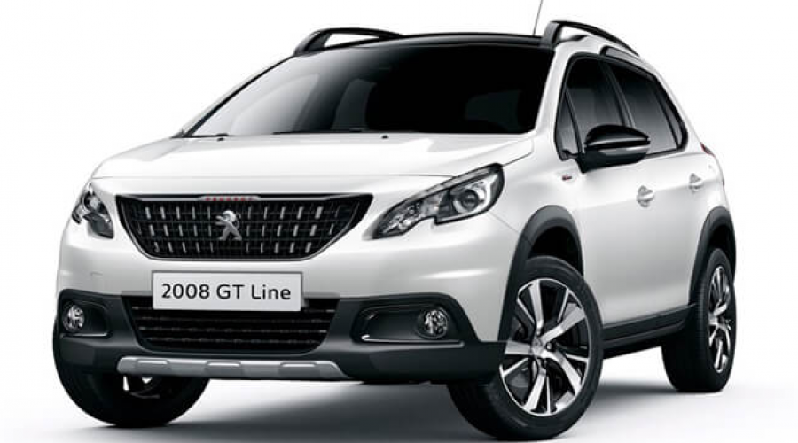 Peugeot 2008 PureTech 82 Allure Premium - Lease21 - Car Leasing in