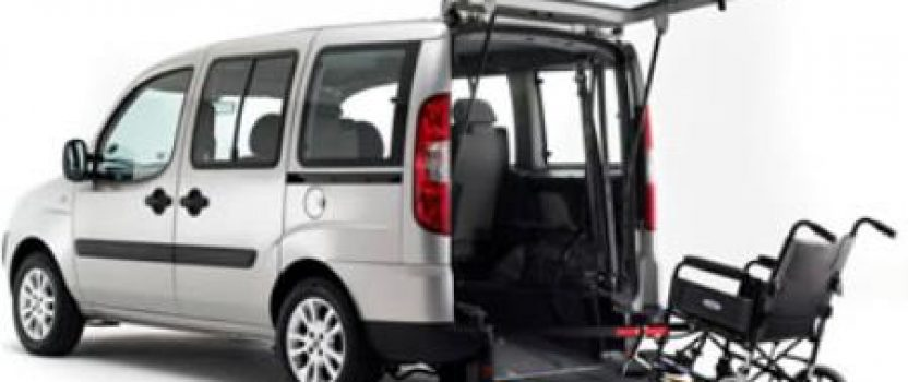 Wheelchair Accessible Vehicle Hire & Leasing