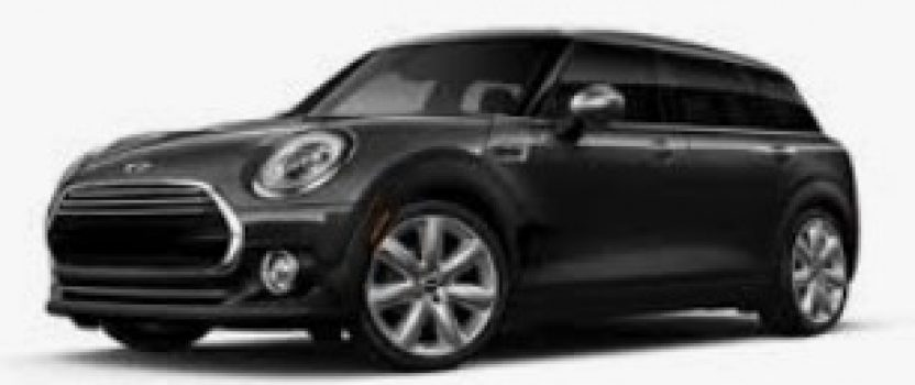 Mini Clubman 6 door automatic
