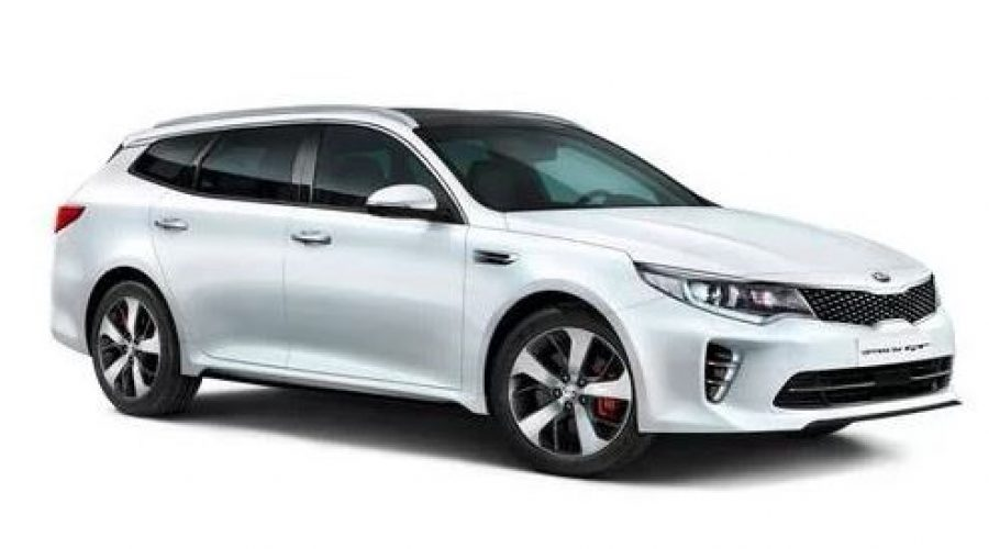 Kia Optima Sportswagon 1.6 CRDi 134HP 2 ISG