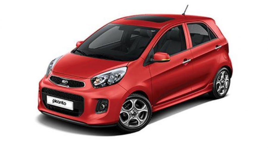 Kia Picanto 1 1.0 Litre 68HP 5 Door