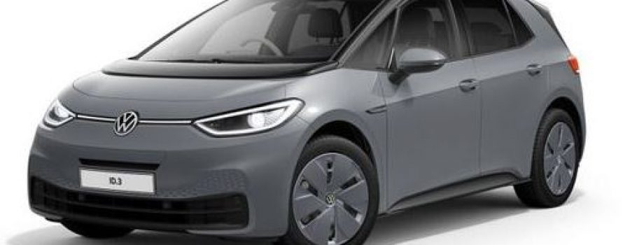 VW ID.3 all-electric